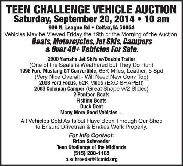 Teen Challenge Of The Midlands in Omaha, NE 2916